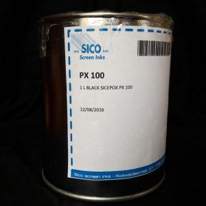 Inks for glass, ceramics, metal, PE, PP